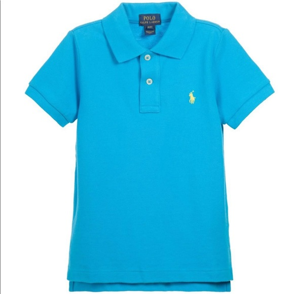 Polo by Ralph Lauren Other - Polo Ralph Lauren turquoise pima soft touch polo